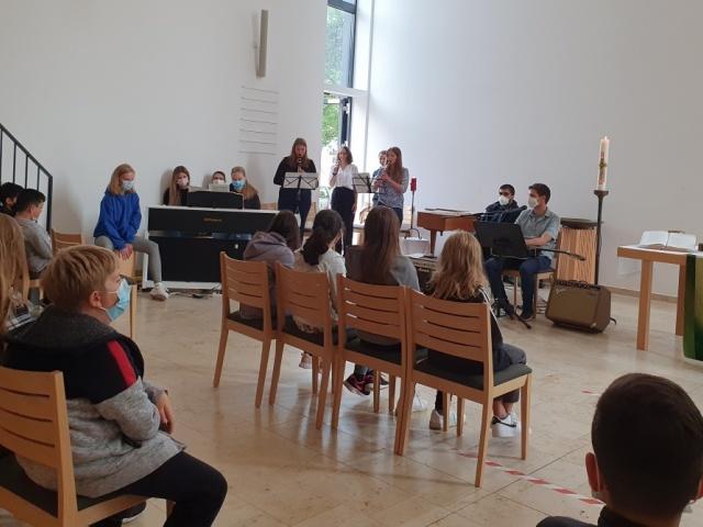 Alle Jahre wieder - ökumenischer Einschulungsgottesdienst am 6. September 2021
